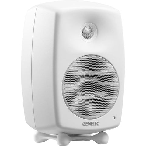 Genelec G2BW - 4'' G Two Active Speaker (White)