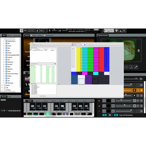 ADJ GRAND VJ 2.0 UG Visual DJ Video Software (Upgrade)