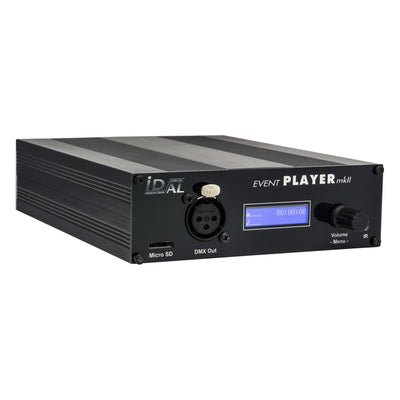 ID-AL EventPlayer mkII EP230 - RS-232 Audio Player