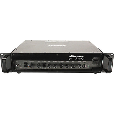 Ampeg SVT-7PRO Pro Series Bass Amp Head