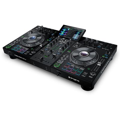 "Denon PRIME 2 Smart DJ Console 2-Deck with 7"" Touchscreen"