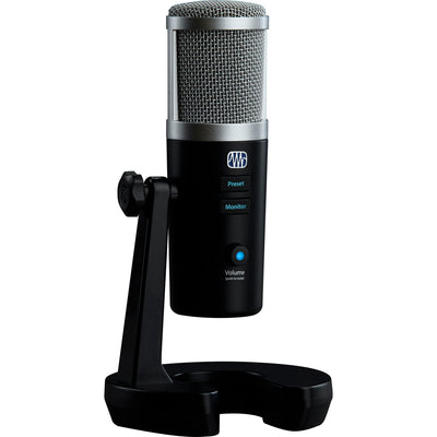 PreSonus Revelator USB Microphone for Streaming Podcasting and Gaming