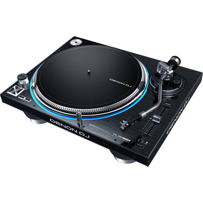 Denon VL12 PRIME Direct-Drive DJ Turntable