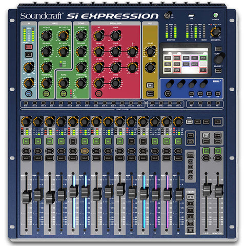 Soundcraft Si Expression 1 Digital Console