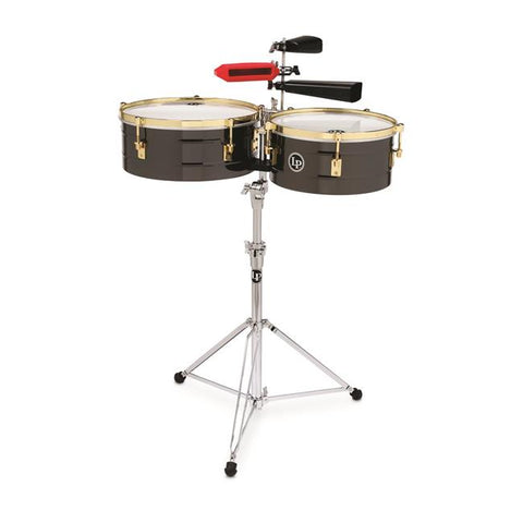 "LP LP1416-R - Fausto Cuevas III Signture Timbale Set - 14"" and 15"""
