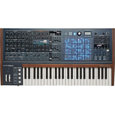 Arturia Matrix Brute - Analog Monophonic Synthesizer