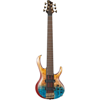 Ibanez BTB1936-SFL - BTB Premium 6-String - Sunset Fade Low Gloss