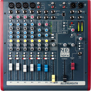 Allen & Heath ZED60-10FX 4-Channel Mixer