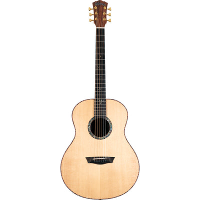 Washburn Bella Tono Elegante S24S Acoustic Guitar (Natural Gloss)