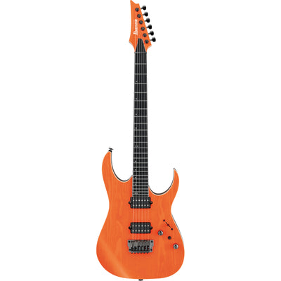 Ibanez RGR5221-TFR - Prestige Reverse Headstock - Transparent Fluorescent Orange