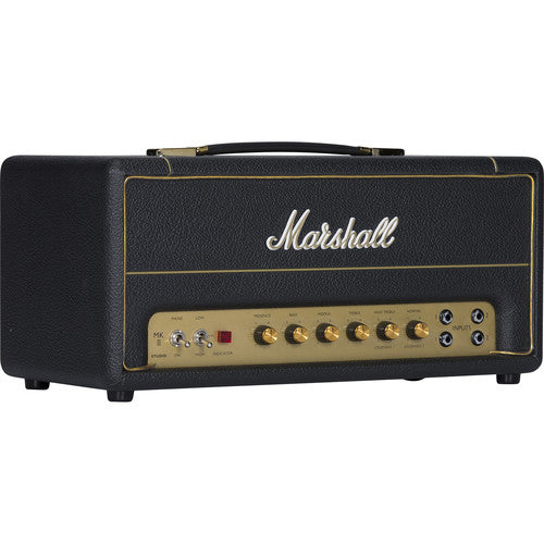 Marshall Studio Vintage SV20H 20W All-Valve ''Plexi'' Amplifier Head