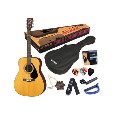 Yamaha F310P - Acoustic Guitar Starter Pack