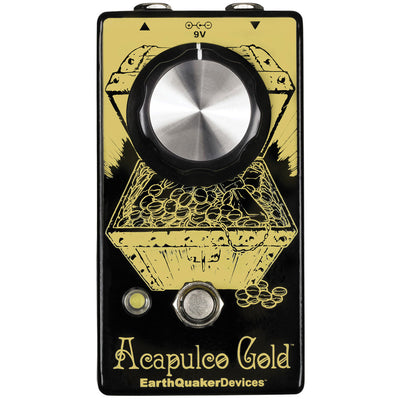 Earthquaker Acapulco Gold Power Amp Distortion Pedal