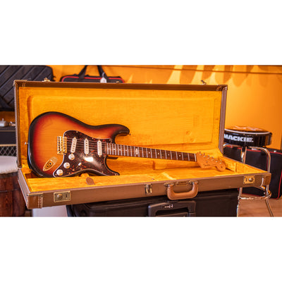 Fender 1997 Anniversary Series Stratocaster Sunburst w/ Factory Case & All The Case Candy