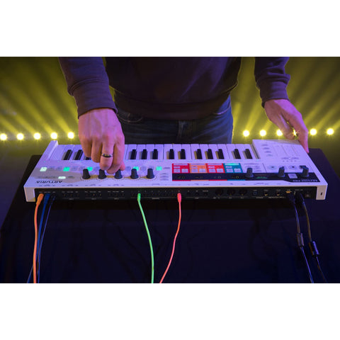 Arturia KeyStep Pro MIDI Keyboard Controller and Sequencer