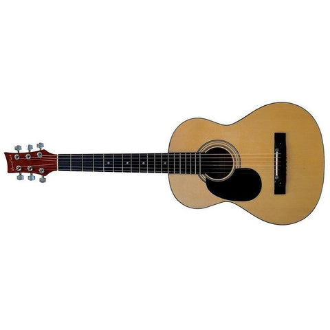 Beaver Creek BCTD401L - 1/2 Size Dreadnought Guitar (Left-Hand)