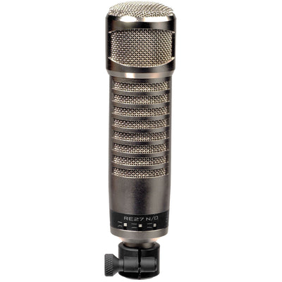 Electro-Voice RE27N/D - Broadcast Announcer Microphone