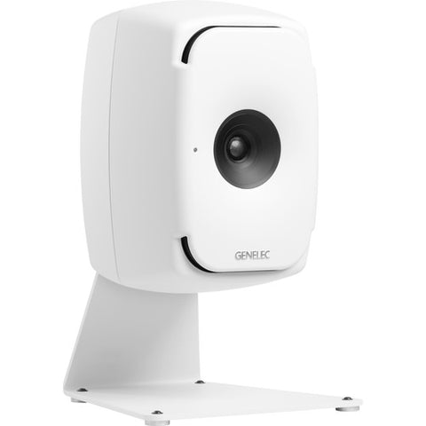 Genelec 8000-325W - Table Stand L-Shape. For 8X4X  8X5X. White Finish.