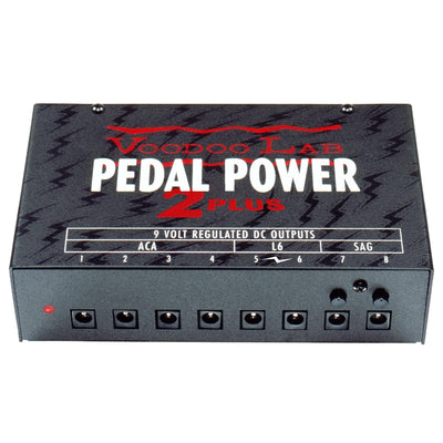 Voodoo Lab PP Pedal Power 2 PLUS Isolated Power Supply