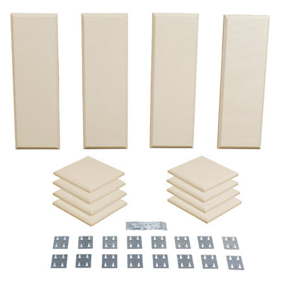 Primacoustic London 8 Room kit for up to 100 sq. ft. (9.3 sqm) (Beige)