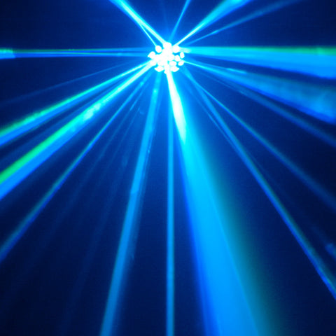 ADJ Vertigo HEX LED Club DJ Effect Light