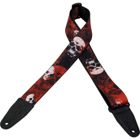 Levy's MPS2-093 Polyester Guitar Straps