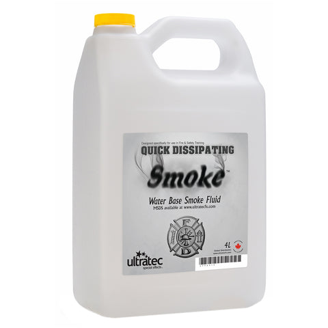 Ultratec CFF8010 - 4L Fire & Safety Quick Dissipating Smoke Fluid