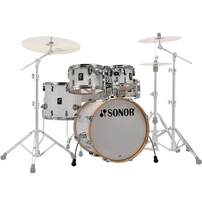 Sonor AQ2-STAGE-17335 - AQ2  Stage Set - White Pearl 17503435