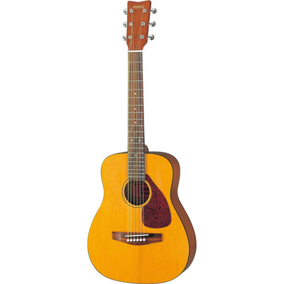 Yamaha JR1 Acoustic Guitar 3/4 Scale Mini Folk - Natural