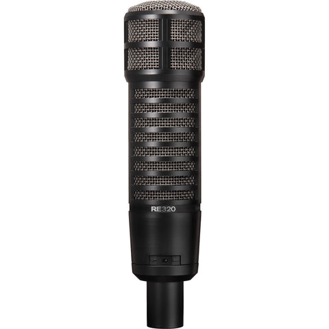 Electro-Voice RE320 - Dynamic Vocal and Instrument Microphone