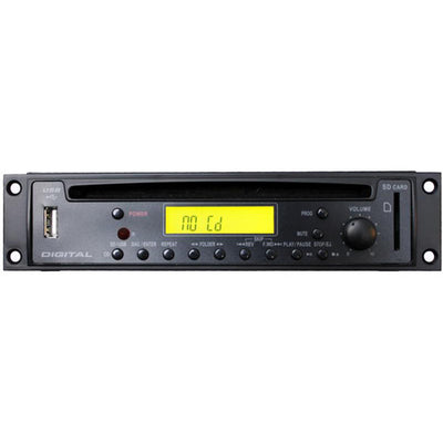 Rolls HR72X - CD/MP3 Disc Player with XLR's