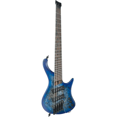 Ibanez EHB1505MS-PLF - Bass Workshop 5-String - Pacific Blue Burst Flat