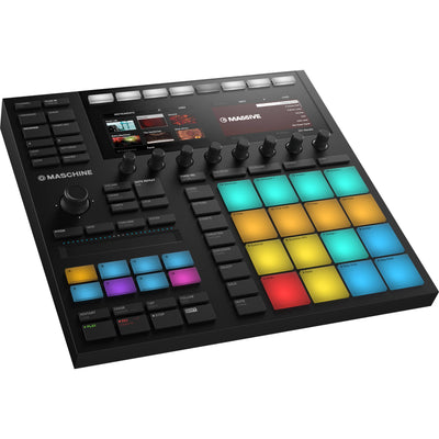 Native Instruments Maschine MK3 Groove Station Pad Controller Sequencer