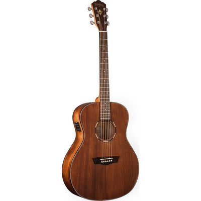 Washburn Woodline O12SE Acoustic Guitar (Natural)