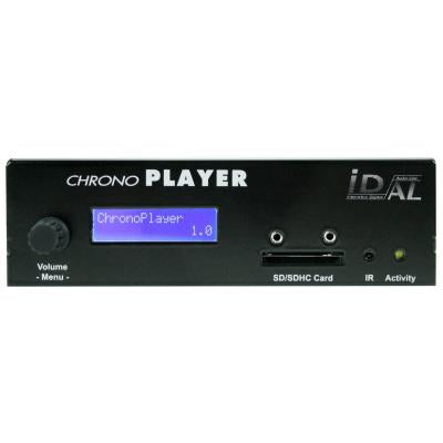 ID-AL ChronoPlayer - LCD Audio Player