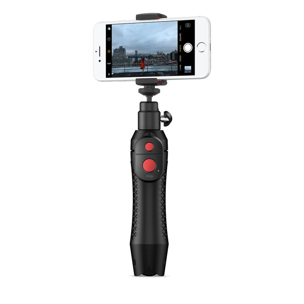 IK Multimedia iKlip Grip - Smartphone Stand with Remote Shutter