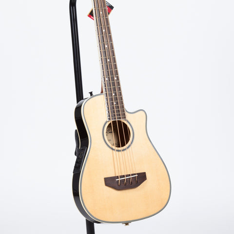 Beaver Creek Travel Size Acoustic Bass Guitar - BCRB501CE-B04