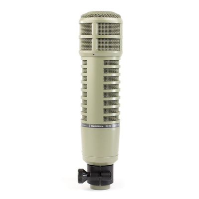 Electro-Voice RE20 - Cardioid Variable-D Dynamic Microphone