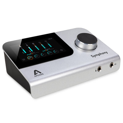 Apogee Symphony Desktop Flagship Audio Interface
