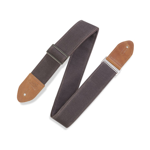 Levy's M7WC-BRN Fabric Guitar Straps