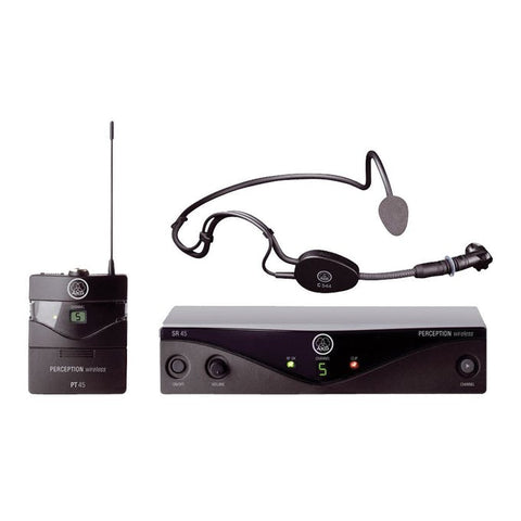 AKG WMS45 Perception Wireless Sports Set (Freq. A)