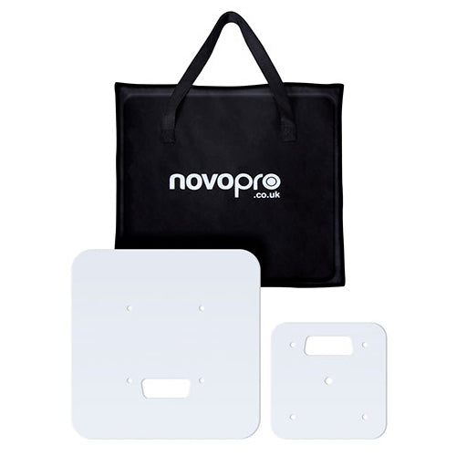 Novopro Plate Set for PS1 XL and XXL Podiums with Bag