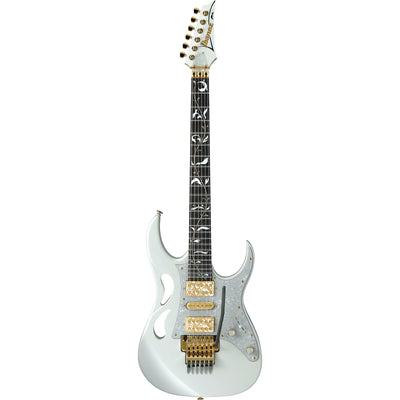 Ibanez PIA3761-SLW PIA Steve Vai Signature Model - Stallion White