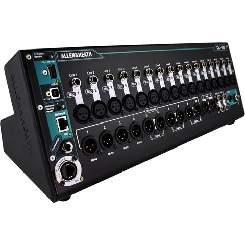 Allen & Heath Qu-SB - 18-Input Digital Mixer