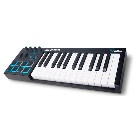 Alesis V25 - USB Keyboard Controller w/ Pads