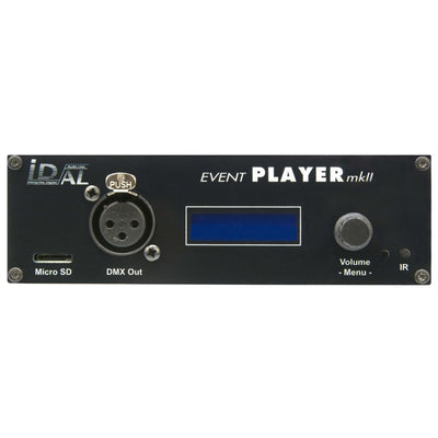 ID-AL EventPlayer mkII EP220 - Ethernet Audio Player