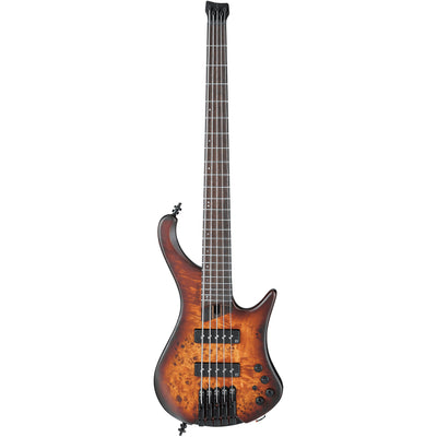 Ibanez EHB1505-DEF - Bass Workshop 5-String Bass - Dragon Eye Burst Flat