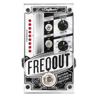 Digitech FreqOut - Natural Feedback Effect Pedal