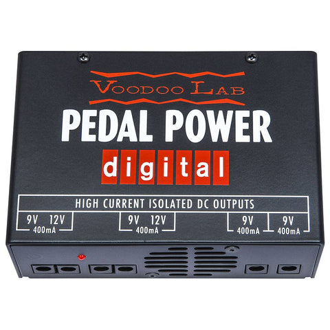 Voodoo Lab PPD Pedal Power Digital Isolated Power Supply