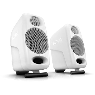 IK Multimedia iLoud Micro Monitors (Pair, White)